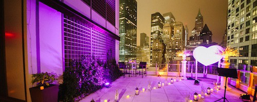 New York Rooftop Proposal