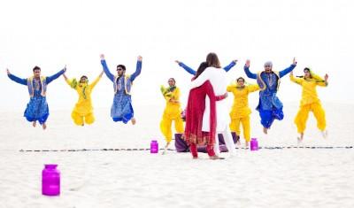Bollywood-dance-proposal