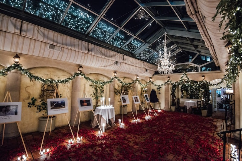 Marriage Proposal And Romantic Event Planners The Heart