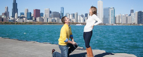 Photo Tour Chicago Proposal Idea