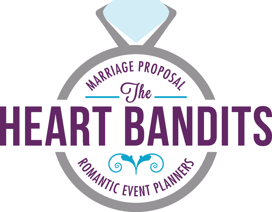 Marriage Proposal And Romantic Event Planners The Heart Bandits