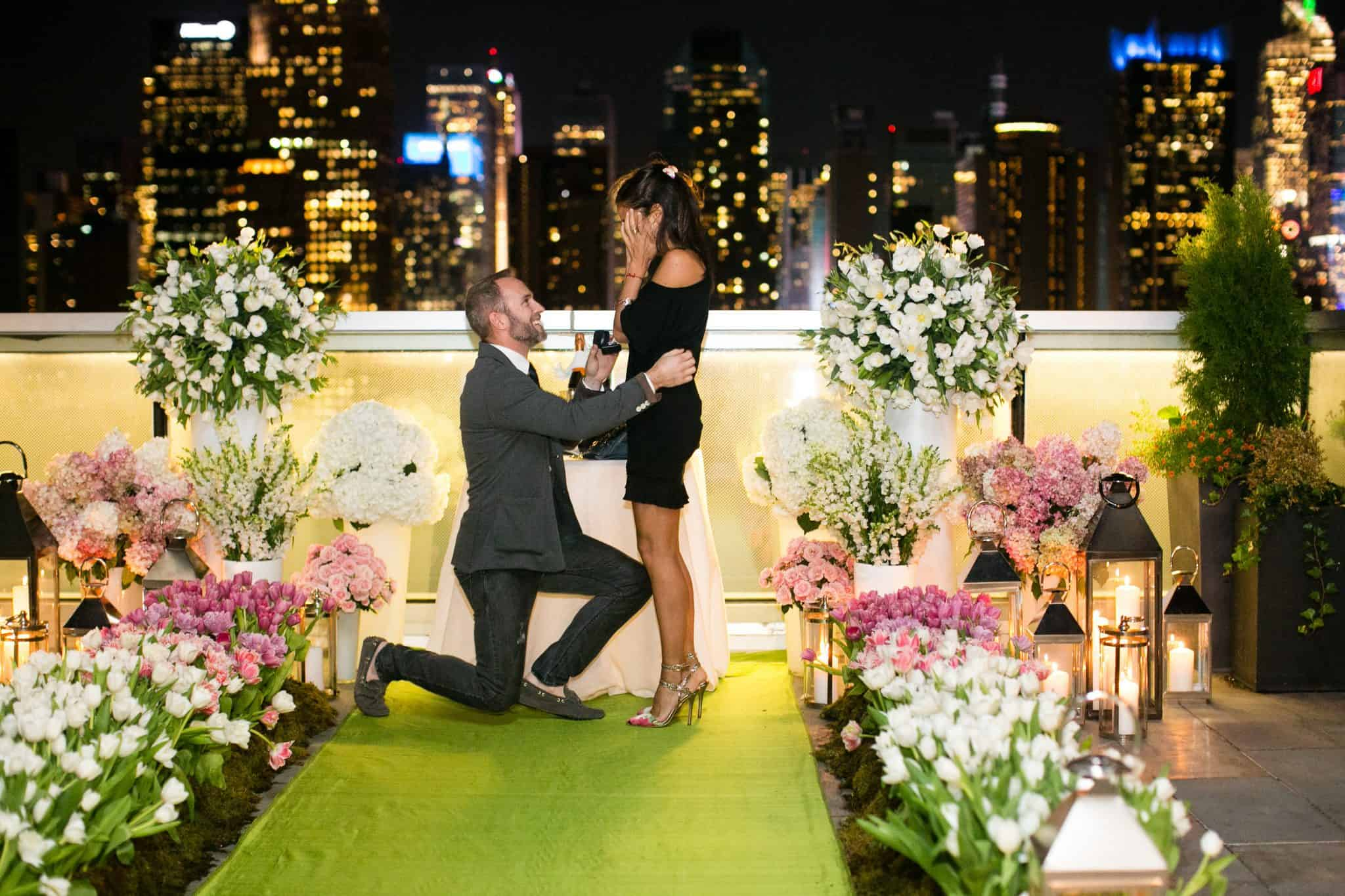 Marriage Proposal New York