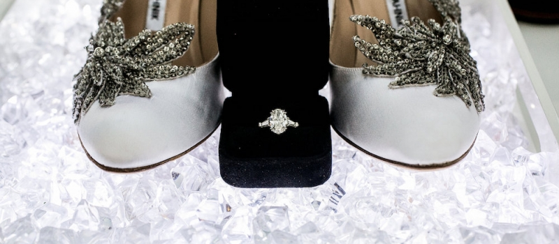 How to Propose with an engagement ring in New York